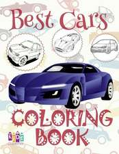 ✌ Best Cars ✎ Coloring Book Cars ✎ 1 Coloring Books for Kids ✍ (Coloring Book Enfants) Coloring Book of Magic