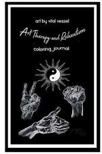 Art Therapy and Relaxation Coloring Journal