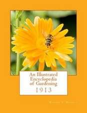 An Illustrated Encyclopedia of Gardening