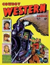 Cowboy Western Comics #19