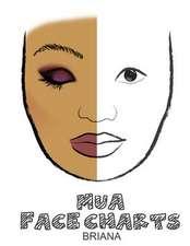 Mua Face Charts Briana