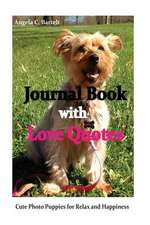 Journal Book with Love Quotes