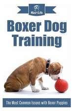 Boxer Dog Training