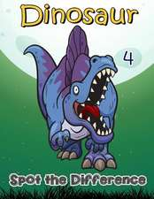 Dinosaur Spot the Difference 4
