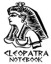 Cleopatra Notebook