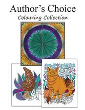 Author's Choice Colouring Collection