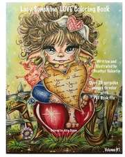 Lacy Sunshine Love Coloring Book