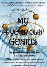 My Four Year Old Genius