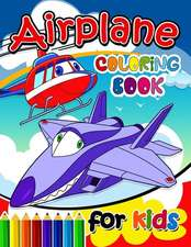 Airplane Coloring Books for Kids