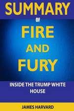 Summary Fire and Fury