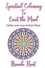 Spiritual Colouring to Quiet the Mind