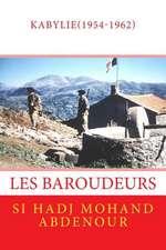 Les Baroudeurs de Kabylie