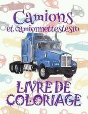 Camions Et Camionnettestesro Livre de Coloriage