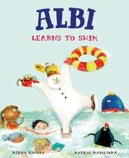 ALBI LEARNS TO SWIM