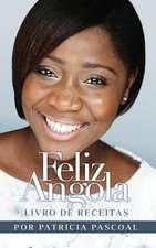 Feliz Angola Livro De Receitas