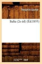 Italia (2e Ed) (Ed.1855)