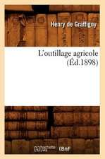 L'Outillage Agricole (Ed.1898)