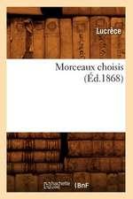 Morceaux Choisis (Ed.1868)