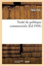 Traite de Politique Commerciale