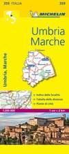Michelin Umbria, Marche, Italia:  Liguria