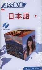 Le Japonais (5 CD Audio)