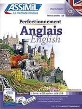 Perfectionnement Anglais (superpack USB: book+CD mp3+cl USB)