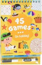 45 GAMES OM HOLIDAY
