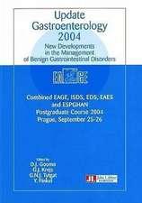 Update Gastroenterology 2004