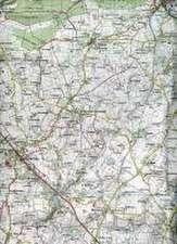 Avranches Granville 1 : 25 000