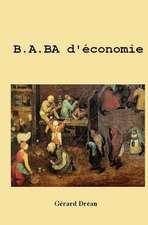 B. A. Ba D'Economie