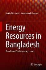 Energy Resources in Bangladesh: Trends and Contemporary Issues