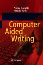 Computer Aided Writing