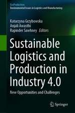Sustainable Logistics and Production in Industry 4.0