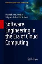 Software Engineering in the Era of Cloud Computing