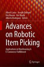 Advances on Robotic Item Picking