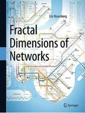 Fractal Dimensions of Networks