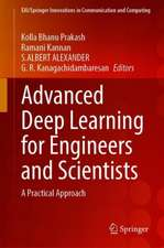 Advanced Deep Learning for Engineers and Scientists