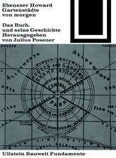 Gartenstädte von morgen (1902): Ein Buch und seine Geschichte
