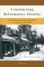 Constructing Reformatory Identity
