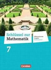Schlüssel zur Mathematik  7. Schuljahr. Schülerbuch Differenzierende Ausgabe Niedersachsen