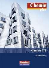 Chemie plus 7./8. Schuljahr. Schülerbuch. Gymnasium Brandenburg