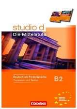 """studio d Mittelstufe 1. Arbeitsheft """"Trainieren und Testen"""""""