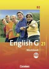English G 21. Ausgabe B 2. Workbook mit Audios Online