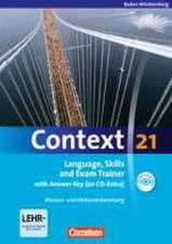 Context 21. Workbook mit Lösungsschlüssel und CD-ROM. Baden-Württemberg