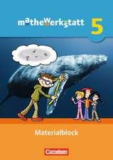 mathewerkstatt 5. Schuljahr. Materialblock. Mittlerer Schulabschluss
