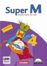 Super M 4. Schuljahr. Arbeitsheft. Westliche Bundesländer