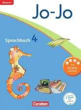 Jo-Jo Sprachbuch - Grundschule Bayern. 4. Jahrgangsstufe - Schülerbuch