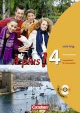 À plus! Ausgabe 2004. Band 4 (cycle long). Carnet d'activités mit CD-ROM