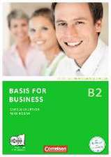 Basis for Business B2. Kursbuch mit CDs und Phrasebook