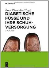 Diabetische Füße und ihre Schuhversorgung